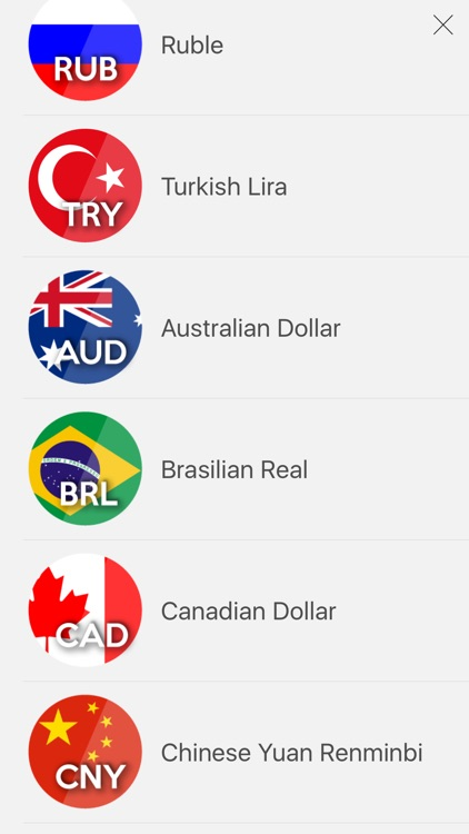 Currency Converter Premium screenshot-3