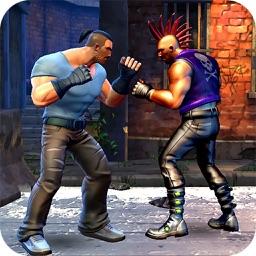 Zombie Road Street 3D Fighting
