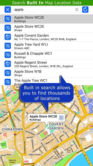 London Tube review screenshots