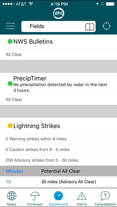download WeatherSentry® SmartPhone apps 0