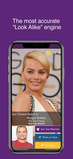 Who Do I Look Like - Celebrity on the App Store