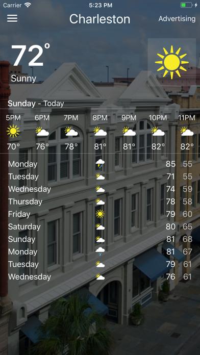Weather - Local Forecast screenshot three
