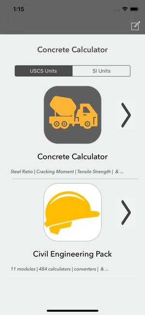 Construction Calculators Pack