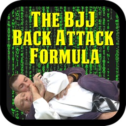 BJJ Back Attacks Formula
