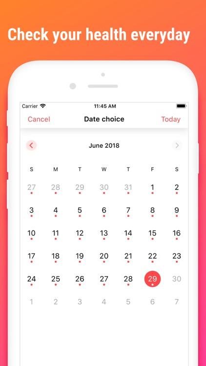 Thermo - Family Health Tracker screenshot-4