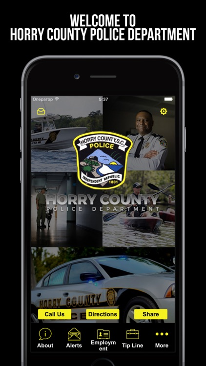 Horry County Police Department