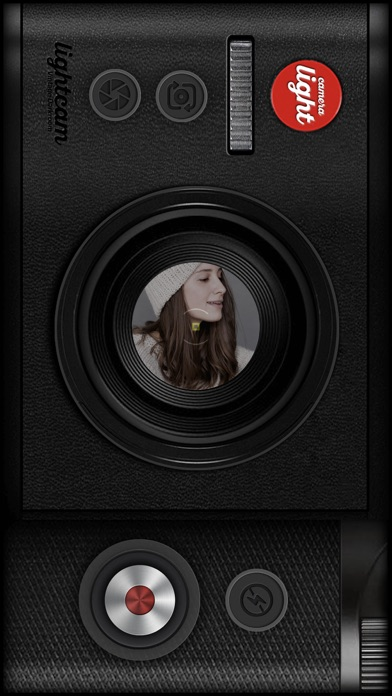 nomo cam - instant film camera screenshot 1