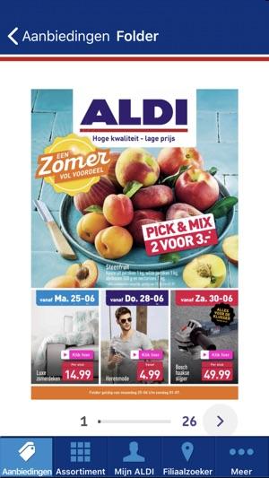 leuk Actuele aanbiedingen van ALDI voor goedkoop Actuele