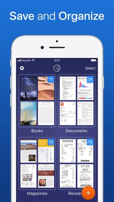 Scanner Pro app image