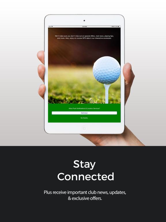Manistee National Golf screenshot 8