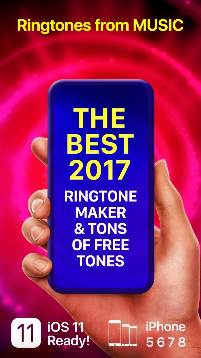 Music Ringtones for iPhone Screenshot