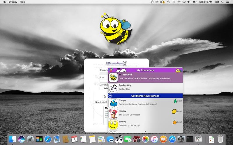 EyeSpy for Mac