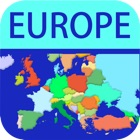 Map Solitaire - Europe icon