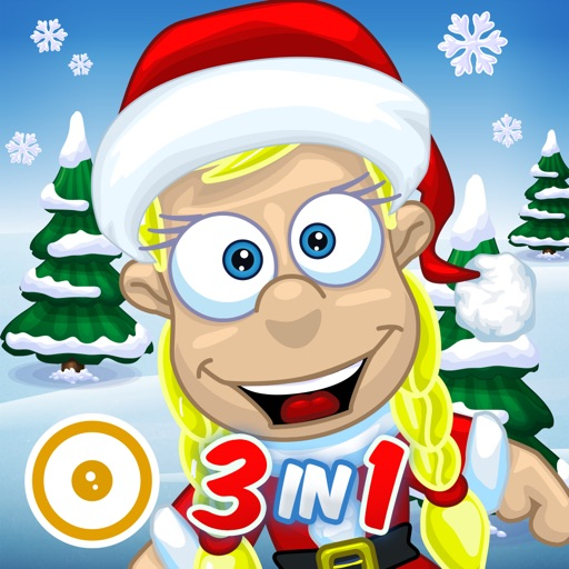 Holidays Junior 3 in 1 icon