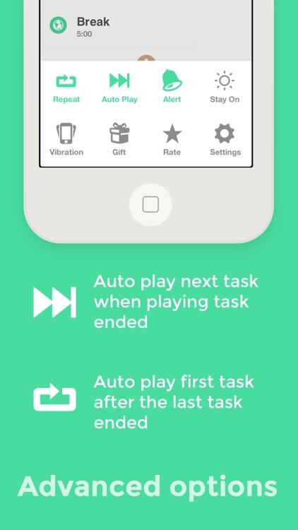 Task Player - Task Management