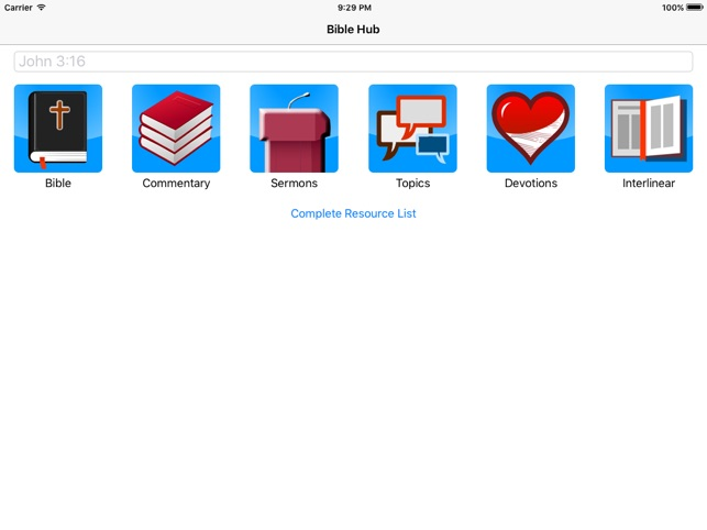 Bible Hub on the App Store