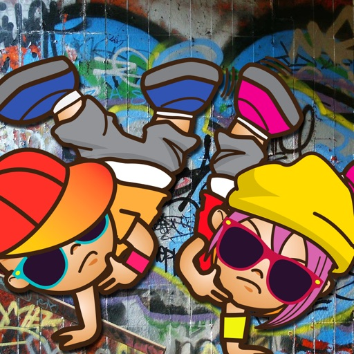 Hip-hop Emoji Stickers