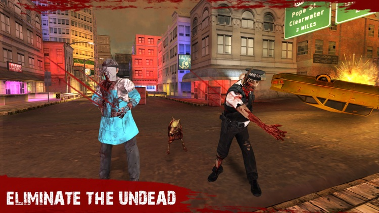 Resident Zombie Shooter screenshot-6