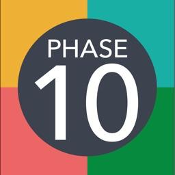 Phase 10 Score Keeper