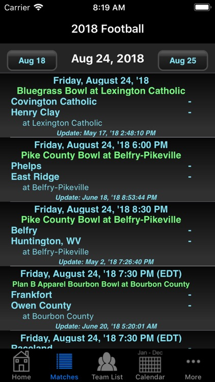 KHSAA/Riherds Scoreboard screenshot-1