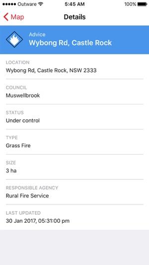 Fires Near Me Australia on the App Store