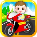Bébé en moto - Playful Driving icon