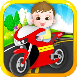 Baby Bike - Driving Role Play