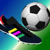 Sylvain Lafrance - Soccer Kick artwork