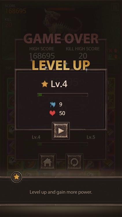 Match3 Dungeon screenshot-4