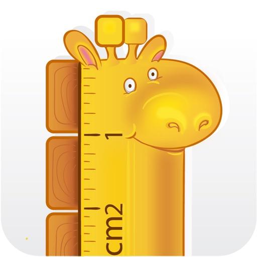 GRuler: AR ruler measure meter