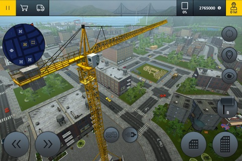Construction Simulator PRO screenshot 1