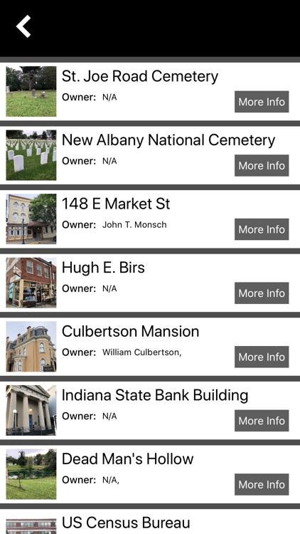 Louisville Ghost Map screenshot-4