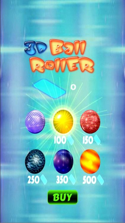 3D Ball Roller- toss