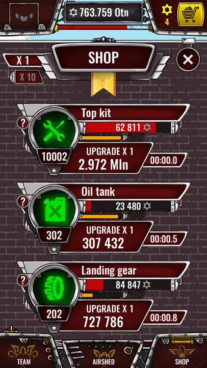 Aviator - idle clicker game screenshot-5