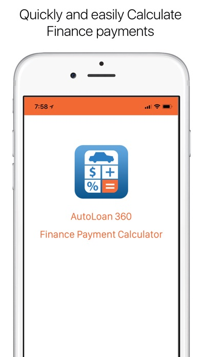 Auto Loan Calculator 360 | App Price Drops