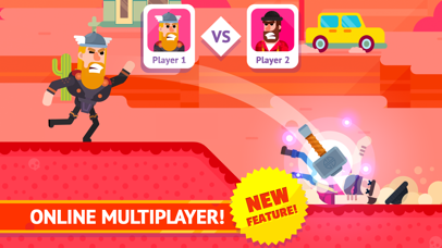 Bowmasters - Multiplayer Game app image