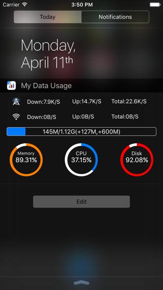 My Data Usage Widget Proのおすすめ画像1
