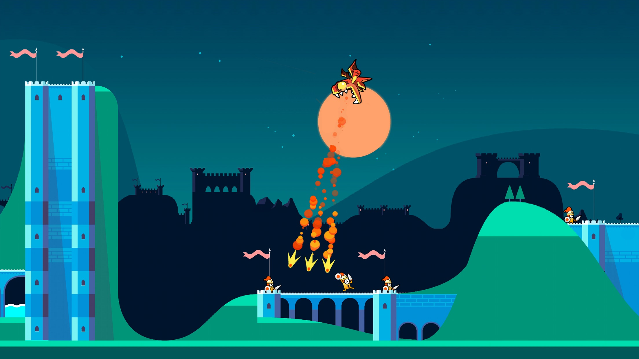 Drag'n'Boom Screenshot