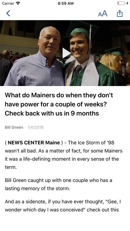 NEWS CENTER Maine screenshot-4