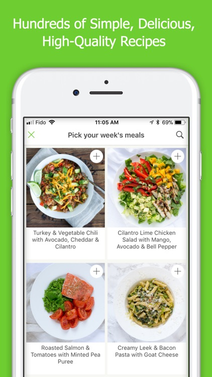 Mealime - Meal Plans & Recipes screenshot-4