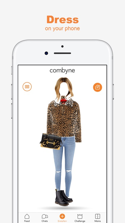 combyne - your perfect Outfit