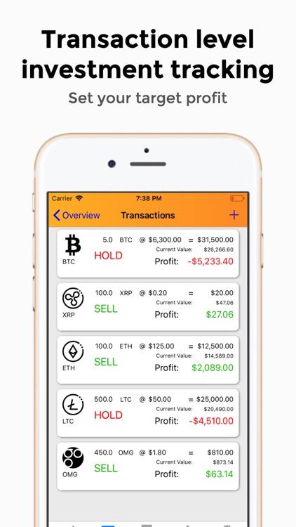 BTC Market Ticker screenshot-4