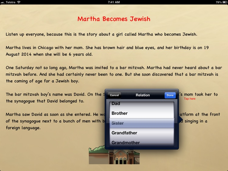 Become Jewish screenshot-1