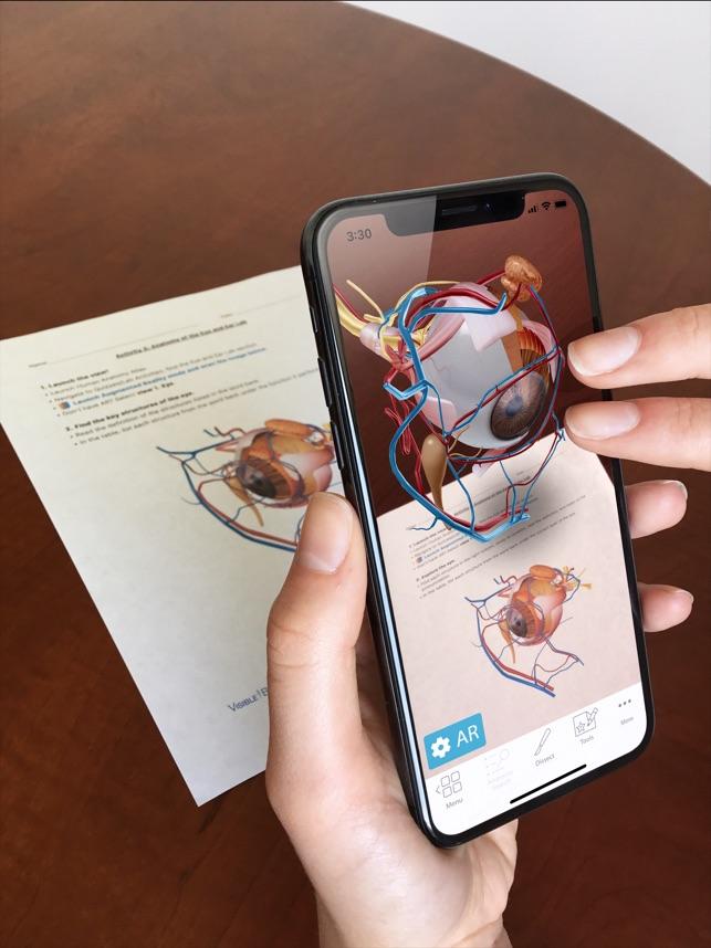 Human Anatomy Atlas 2019 On The App Store