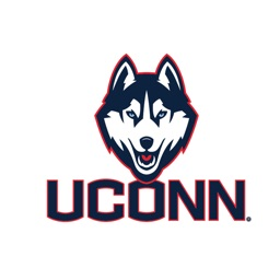 Connecticut Huskies Animated+Stickers