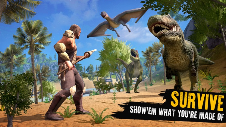 Jurassic Survival Island screenshot-0