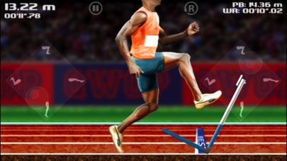 Screenshot for QWOP for iOS in Kazakhstan App Store
