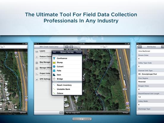 GIS Kit by Garafa, LLC (iOS, United States) - SearchMan App