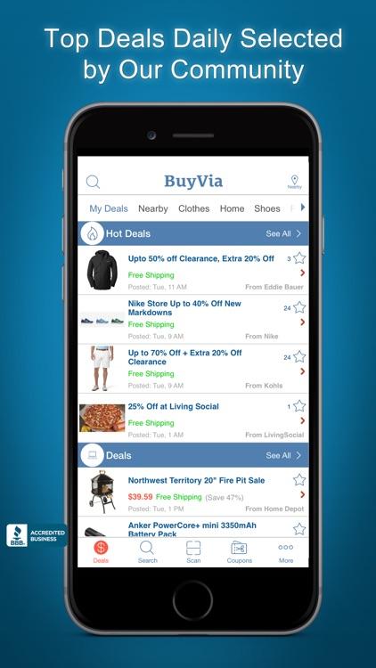 BuyVia – Best Price Compare
