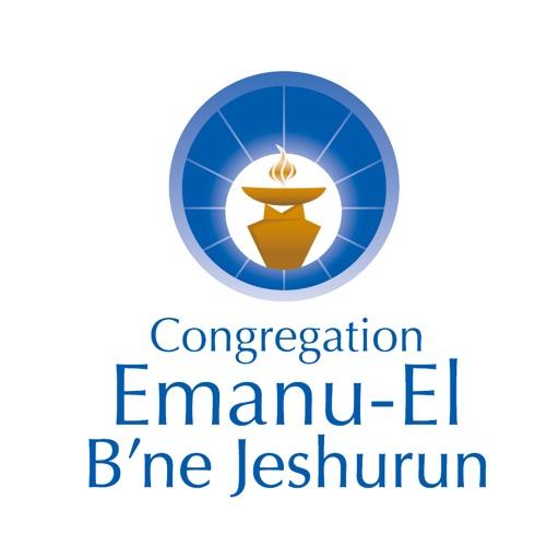 Cong. Emanu-El B'ne Jeshurun iOS App